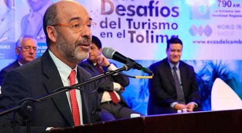 Gobierno colombiano muestra todo apoyo sacara delante acueducto Ibagué