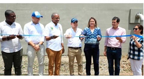 Mejora sistema agua potable y saneamiento Tadó, Colombia