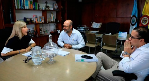 Gobierno Colombia garantiza obras acueducto y alcantarillado Buenaventura