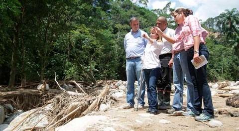 Gobierno colombiano trabaja plan choque abastecimiento agua y vivienda Mocoa
