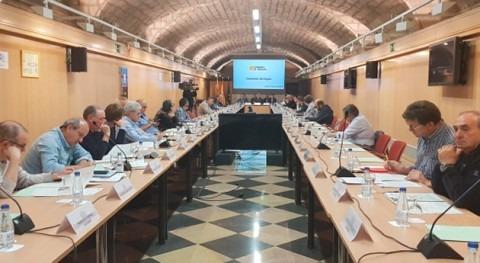 Olona pone relieve recuperación gestión pública materia agua