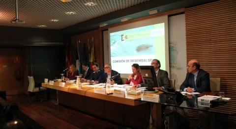 CHG aprueba desembalse 1.260 hm3 campaña riego cuenca Guadalquivir