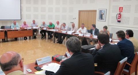 Comisión Desembalse Duero evalúa marcha campaña riego