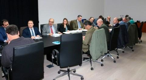 Comisión Permanente Sequía Guadalquivir valora situación cuenca
