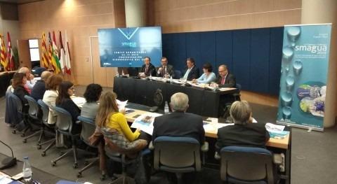 Internacionalización, ciencia y tecnología, apuestas SMAGUA 2019