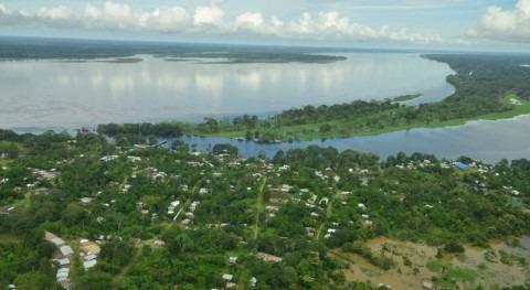 Colombia designa primer sitio Ramsar Amazonía