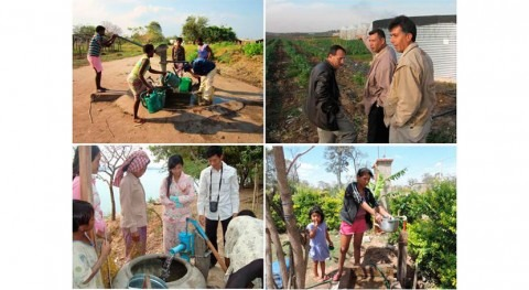 Promoción Social: 20 años implementando Proyectos Cooperación al Desarrollo - WASH