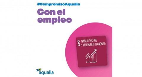 Aqualia invierte 733.946 € anuales formación trabajadores