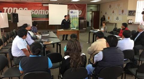 compromisos hídricos demarcación peruana Pastaza, debate Tungurahua