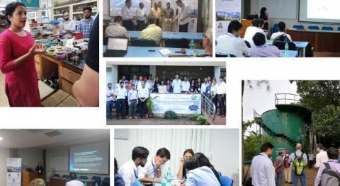 CENTA asiste reunión lanzamiento proyecto Saraswati 2.0 Kharagpur, India