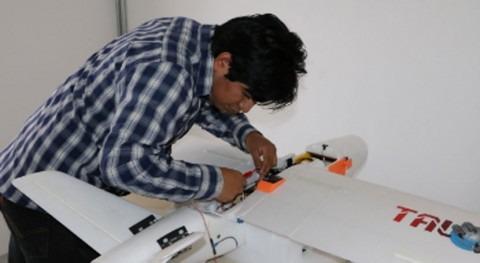 zonas vulnerables inundaciones, sequías y preservación se podrán localizar mediante drones