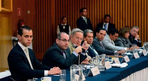 México fortalece política administración recursos hídricos