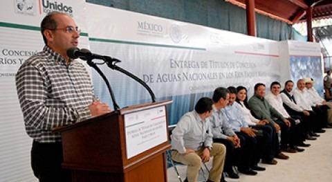 Sonora se utilizará agua desalada abastecer población y sectores productivos