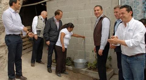 CONAGUA entrega Puebla obras, concesiones y plan acción hidraúlico