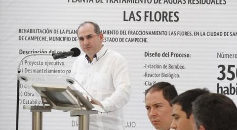 Conagua destaca avances materia agua México
