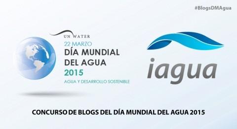 iAgua celebra Día Mundial Agua 2015 lanzamiento concurso blogs