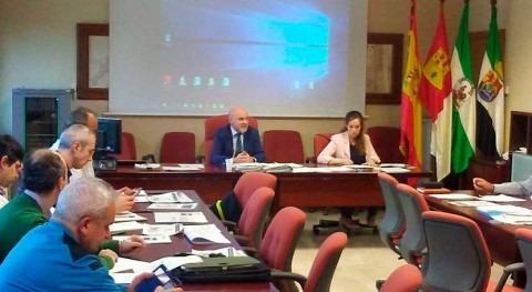Juntas Masas Agua Subterráneas Guadiana planifican campaña 2019
