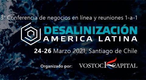 Hach participa tercera Conferencia Desalinización América Latina