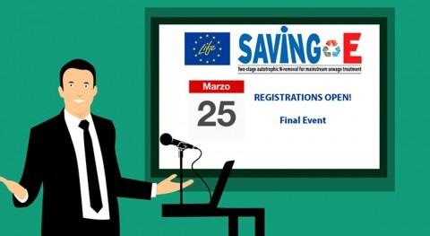 proyecto SAVING-E presenta resultados próximo 25 marzo