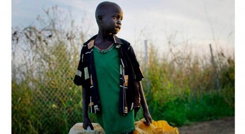 falta agua y conflicto Sudán Sur acrecentan hambruna
