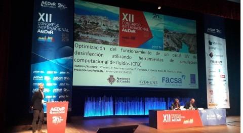 FACSA y SITRA presentan últimas innovaciones Congreso AEDyR