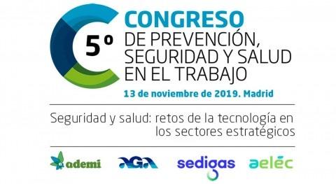 AGA coorganiza 5º Congreso Prevención ámbito servicios públicos