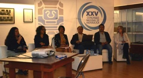 Mesa Discusión Iniciativa Sedimentos CONAMEXPHI