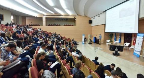 Congreso YWP, muestra talento y pasión agua jóvenes sector