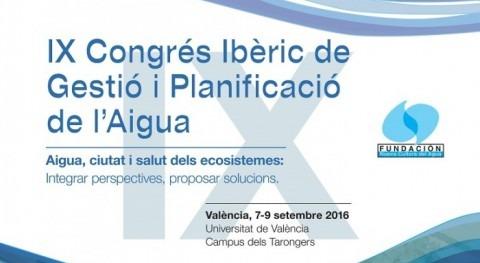 IX Congreso Ibérico Gestión y Planificación Agua