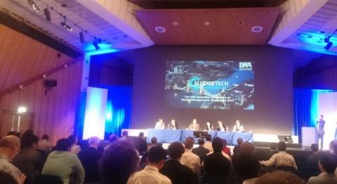 FACSA expone congreso Sludgetech IWA avances proyecto Life Sto3re