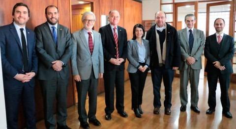 Se constituye primera vez Consejo Ministro Comisión Nacional Riego Chile