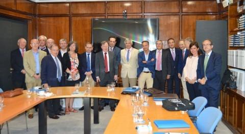 Consorcio Aguas Bilbao Bizkaia, anfitrión reunión Consejo Dirección AEAS