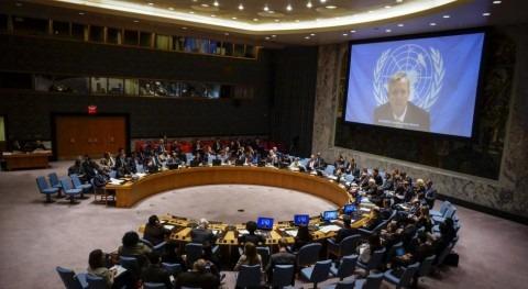 """Debate abierto Consejo Seguridad """"Agua, Paz y Seguridad"""""""