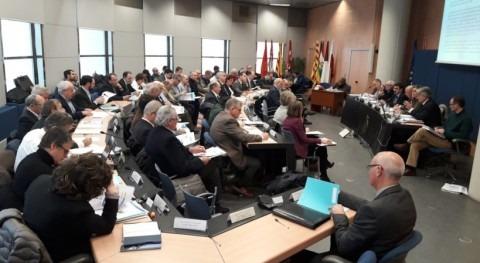 CHE presenta borrador nuevo Plan Sequía Ebro Consejo Agua