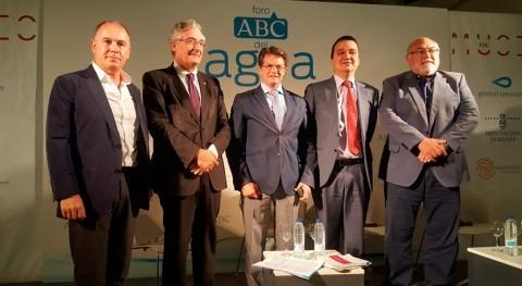 Murcia apuesta consenso y solidaridad comunidades que agua llegue todos