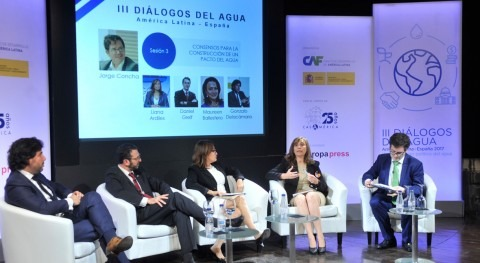 ¿Cómo conseguir consensos diversos sectores construir Pacto Agua?