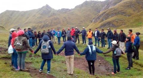 Perú y Colombia intercambian experiencias conservación fuentes agua