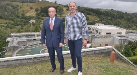 Ricardo Barkala, nuevo presidente Consorcio Aguas Bilbao Bizkaia