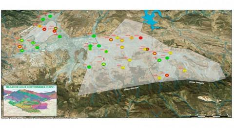 Continúa descenso nitratos Zona Vulnerable contaminación nitratos