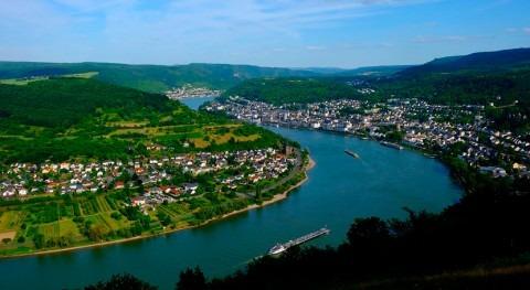Historias agua (7): envenenamiento río Rin