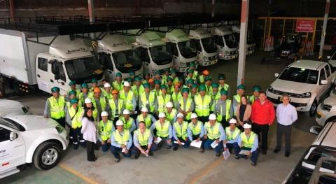ACCIONA refuerza presencia Perú nuevo contrato gestión agua