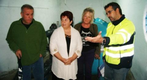 Segovia instala sistema Puente Alta eliminación hierro agua potable