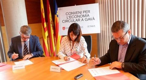 Suma esfuerzos impulsar proyectos reutilizar aguas depuradas Gavà