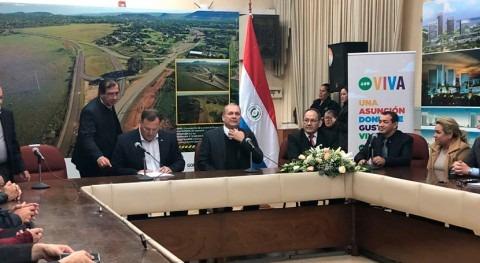 Avanza proceso concretar obras regularización arroyo Itay Paraguay