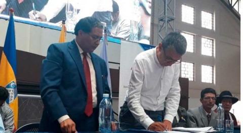Ecuador emprenderá acciones conservación y protección fuentes hídricas Déleg