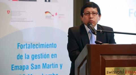 240.000 habitantes contarán mejor servicio agua Región San Martín, Perú
