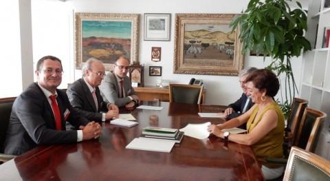 """marcha creación Comité Técnico normalización AENCTN """"Riegos"""""""
