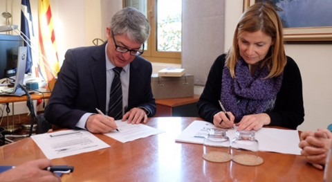 Aigües Barcelona y Sant Boi Llobregat acuerdan garantizar agua quien no pueda pagar
