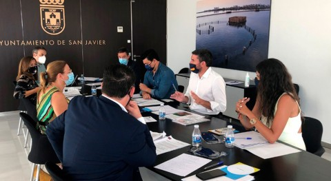 Murcia invertirá más 122 millones reducir contaminación entorno Mar Menor