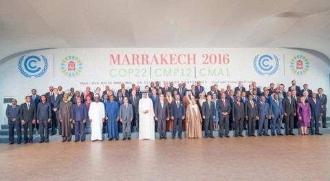 COP22: líderes mundiales se unen amenaza Trump